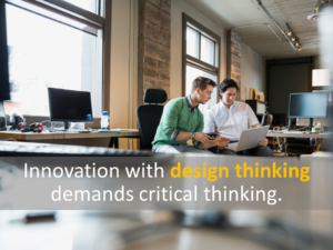 SAPVoice Design Thinking Demands Critical Thinking by Kaan Turnali